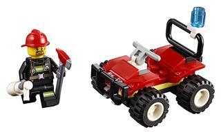 LEGO 30361 - LEGO City - Tűzoltó jármű
