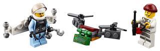 LEGO 30362 - LEGO City - Légi rendőrség hátirakéta