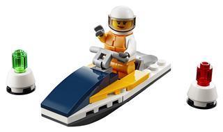 LEGO 30363 - LEGO City - Versenycsónak