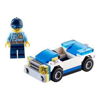 LEGO 30366 - LEGO City - Rendőrautó