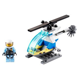 LEGO 30367 - LEGO City - Rendõrségi helikopter