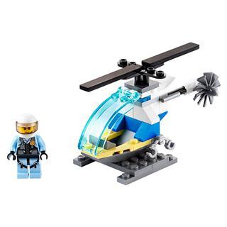 LEGO 30367 - LEGO City - Rendőrségi helikopter