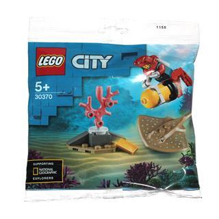 LEGO 30370 - LEGO City - Óceáni búvár