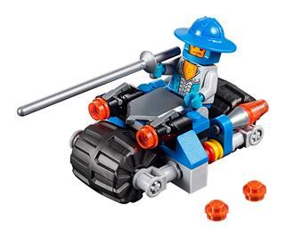 LEGO 30371 - LEGO Nexo Knights - Lovagi robogó