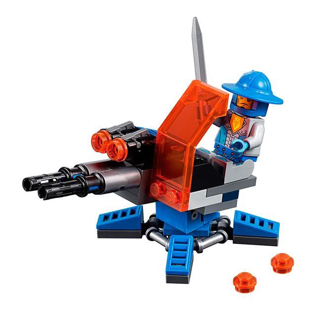 LEGO 30373 - LEGO Nexo Knights - Knighton hiperágyú