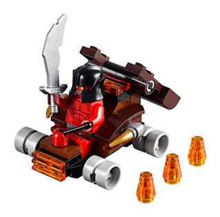 LEGO 30374 - LEGO Nexo Knights - A lávavető
