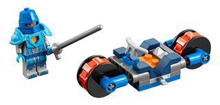 LEGO 30376 - LEGO Nexo Knights - Knightoni kétkerekű jármű