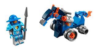 LEGO 30377 - LEGO Nexo Knights - Motoros ló