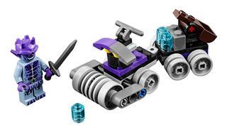 LEGO 30378 - LEGO Nexo Knights - Zsugorfej kőtaposója