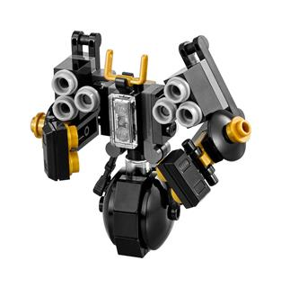 LEGO 30379 - LEGO The Ninjago Movie - Földrengető robot mini modell