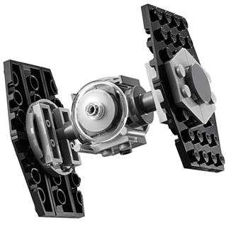 LEGO 30381 - LEGO Star Wars - Birodalmi TIE Fighter