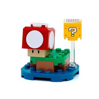 LEGO 30385 - LEGO Super Mario - Super Mushroom meglepetés kiegész...