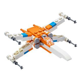 LEGO 30386 - LEGO Star Wars - Poe Dameron X-Szárnyú vadászgépe