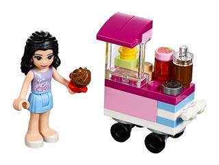 LEGO 30396 - LEGO Friends - Minitorta árusító kocsi