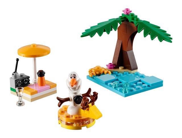 LEGO 30397 - LEGO Disney - Olaf nyári kalandja