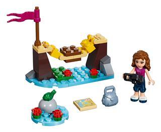 LEGO 30398 - LEGO Friends - Híd a kalandtárborban