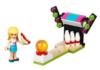 LEGO 30399 - LEGO Friends - Bowling a vidámparkban
