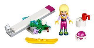 LEGO 30402 - LEGO Friends - Hódeszkás trükkök