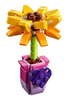 LEGO 30404 - LEGO Friends - Barátság virág
