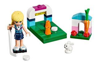 LEGO 30405 - LEGO Friends - Stephanie jégkorong edzése