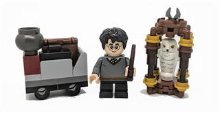 LEGO 30407 - LEGO Harry Potter - Harry útja Roxfortba