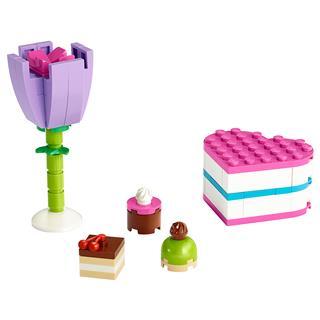 LEGO 30411 - LEGO Friends - Bonbon és virág