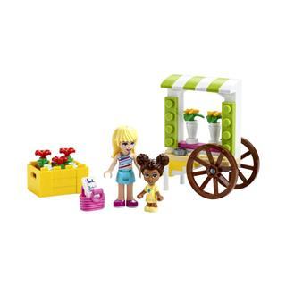 LEGO 30413 - LEGO Friends - Virágos kocsi