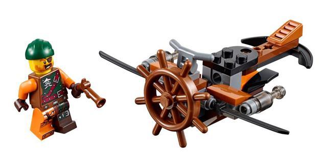 LEGO 30421 - LEGO Ninjago - Űrrepülő