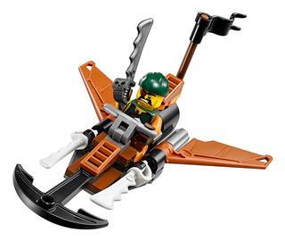 LEGO 30423 - LEGO Ninjago - Horgony sikló
