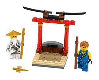 LEGO 30424 - LEGO Ninjago - Wu-Cru gyakorlóterem