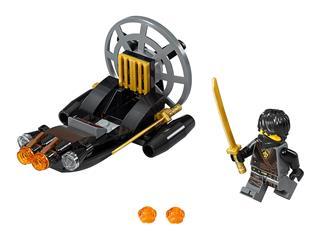 LEGO 30426 - LEGO Ninjago - Mocsári lopakodó