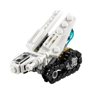 LEGO 30427 - LEGO The Ninjago Movie - Jégtank mini modell