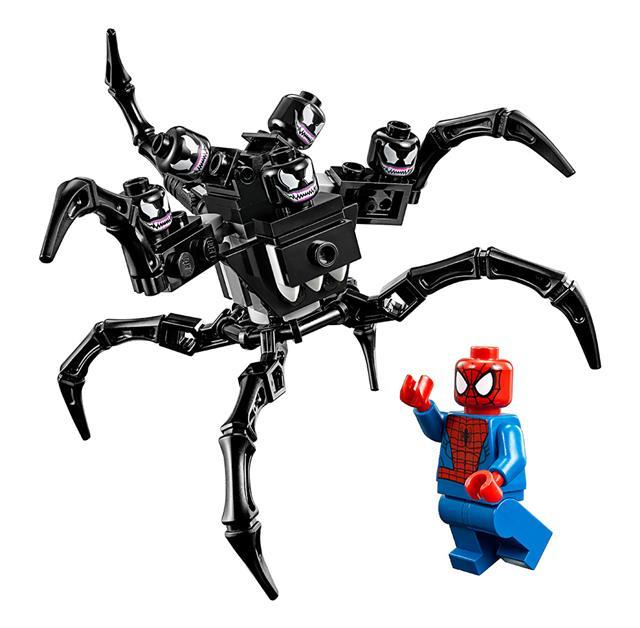 LEGO 30448 - LEGO Super Heroes - Pókember a Venom szimbióta ellen