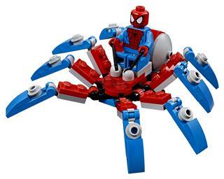 LEGO 30451 - LEGO Super Heroes - Pókember mini pók terepjárója
