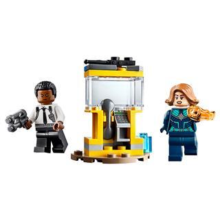 LEGO 30453 - LEGO Super Heroes - Marvel kapitány és Nick Fury