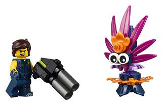 LEGO 30460 - The LEGO Movie 2 - Rex virágállat csapdája