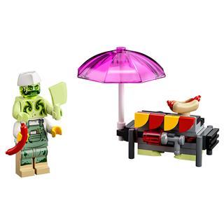 LEGO 30463 - LEGO Classic - Enzo Főszakács kísérteties hot-dogjai