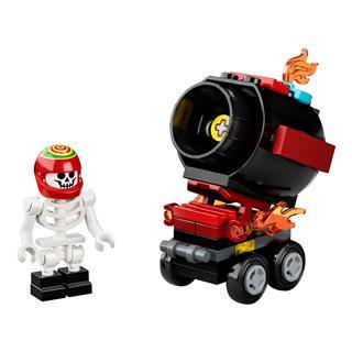 LEGO 30464 - LEGO Classic - El Fuego kaszkador ágyúja