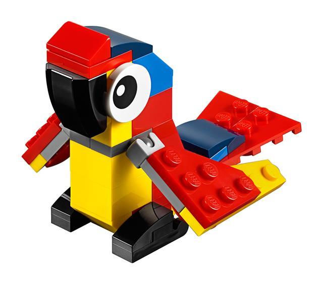 LEGO 30472 - LEGO Creator - Papagáj