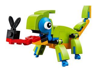 LEGO 30477 - LEGO Creator - Színes kaméleon