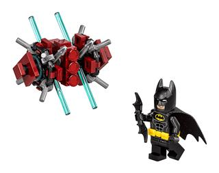LEGO 30522 - LEGO Batman Movie - Batman és a fantomzóna