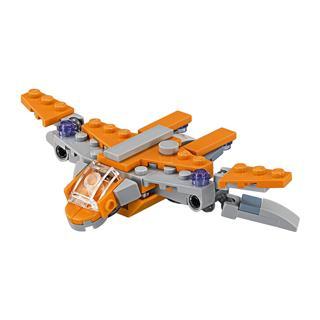 LEGO 30525 - LEGO Super Heroes - Az őrzők hajója