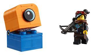 LEGO 30527 - The LEGO Movie 2 - Lucy és az űrlény összecsapása