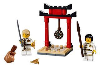 LEGO 30530 - LEGO NINJAGO - Wu-Cru célzó gyakorlat