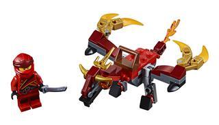 LEGO 30535 - LEGO NINJAGO - Tűzoltó repülés