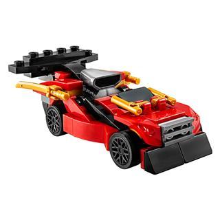 LEGO 30536 - LEGO NINJAGO - Kombó töltő