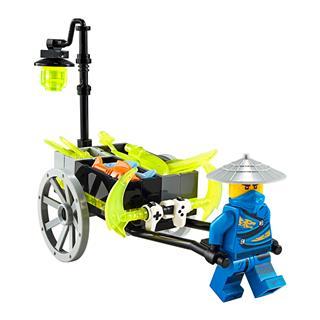 LEGO 30537 - LEGO NINJAGO - Jay kereskedő Avatar