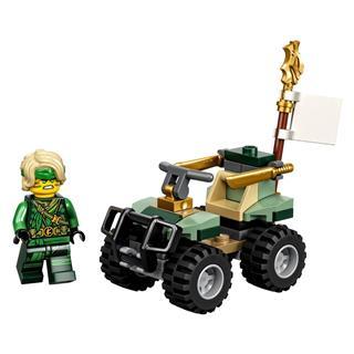 LEGO 30539 - LEGO NINJAGO - Lloyd Quad Bike-ja