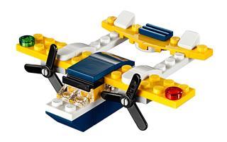 LEGO 30540 - LEGO Creator - Sárga repülő