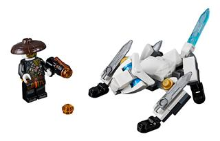 LEGO 30547 - LEGO NINJAGO - Sárkányvadász